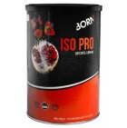 Born Iso Pro Red Fruit Pomegranate 400g