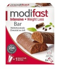 Modifast Intensive Lunchreep Chocolade 6x31g
