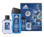Adidas Champions League UEFA Edition Geschenkset 100ml + 250ml