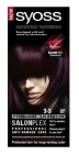 Syoss Color 3-3 Trendy Violet Permanente Haarkleuring 1 stuk