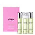 Chanel Chance Eau Fraiche Twist And Spray Eau De Toilette 3x 20 ml