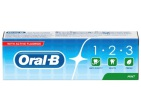Oral-B Tandpasta 1-2-3 Mint 75ml