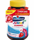 Davitamon Junior Gummies  60 tabletten