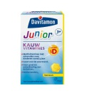 Davitamon Junior 3+ Kauwtabletten Banaan 120 tabletten