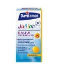 Davitamon Junior 3-12 Multifruit  60 tabletten