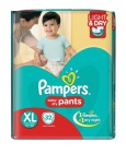 Pampers Baby Dry Pants XL S6 32 stuks