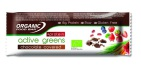 Organic Food Bar active greens chocolate c protein 12x75g