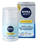 Nivea For Men Active Energy Fresh Look Gezichtsgel 50ml