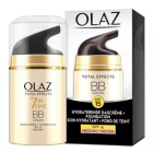 Olaz Total Effects Touch Of Foundation Dagcrème Medium 50ml