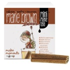 Minimarie Tea Brown Thee Builtjes 12 stuks