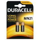 Duracell Long lasting power MN21 2 stuks