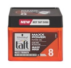 Taft Gel Maxx Power Cube 250ml