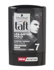 Taft Gel Power Unlimited Hold 300ml