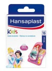 Hansaplast Pleister Junior Princess 16 stuks