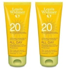 Louis Widmer Zonnebrand All Day SPF20 Duo Geparfumeerd 200ml