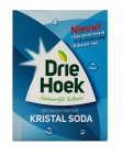 Driehoek Soda Kristal  600g