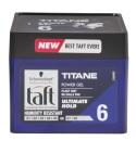 Taft Titane Power Gel Cube 250ml