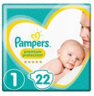 Pampers New Baby Newborn Maat 1 22st