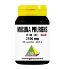SNP Mucuna Pruriens Extra Forte 3750 mg Puur 60 capsules