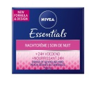 Nivea Essentials Nachtcrème Voedend 50ml