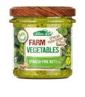 Allos Farm Vegetables Spinazie & Pijnboompitten 135g