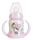 Nuk Trainingsfles Hello Kitty 150 ml 1st