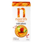 nairns Oatcakes Cheese 180g