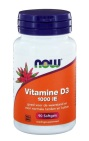 Now Vitamine D3 1000IE 90 softgels