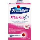 Davitamon Mama Fit 60 tabletten