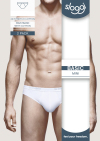 Sloggi Men Basic Mini Slip 2 Pack Wit 4 1 stuk