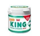 King Pepermunt Mini Pot Extra Sterk 100st
