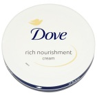 Dove Bodycrème Rich Nourishment Blik 150ml