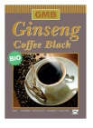 Gmb Ginseng Coffee / Black bio 150g