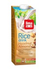 Lima Rice Drink Hazelnoot Amandel 1000ml