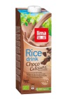 Lima Rice Drink Choco Calcium 1000ml