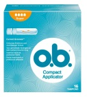 O.B. Tampons ProComfort Super Applicator 16 stuks