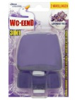 Wc Eend Blok 3 in 1 lavendel navul 55 ml 2x55ml