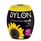 Dylon Pods Yellow Sunflower 350g
