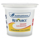 Resource Dessert Gourmand Vanille 125gr