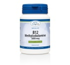 Vitakruid B12 Methylcobalamine 5000 mcg 60 tabletten