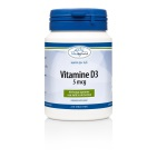Vitakruid Vitamine D3 5 mcg 250 tabletten