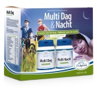Vitakruid Multi dag & nacht 2x30 tabletten