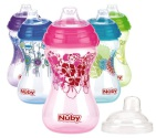 Nuby Click It Easy Grip Cup 1st