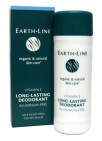 Earth Line Deodorant Long Lasting Creme 50ml