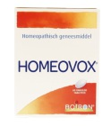Boiron Homeovox 60 tabletten