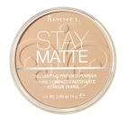 Rimmel London Poeder Stay Matte Pressed Peach Glow 003 1 stuk