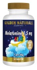 Golden Naturals Melatonine Kids 1.5 mg 60tb