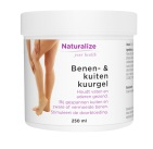 Naturalize Benen & Kuiten Kuurgel 250ml