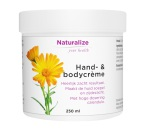 Naturalize Hand en Body Crème 250ml