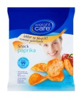 Weight Care Chips Snack Paprika 25g
